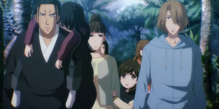 netflix 7seeds anime adaptation