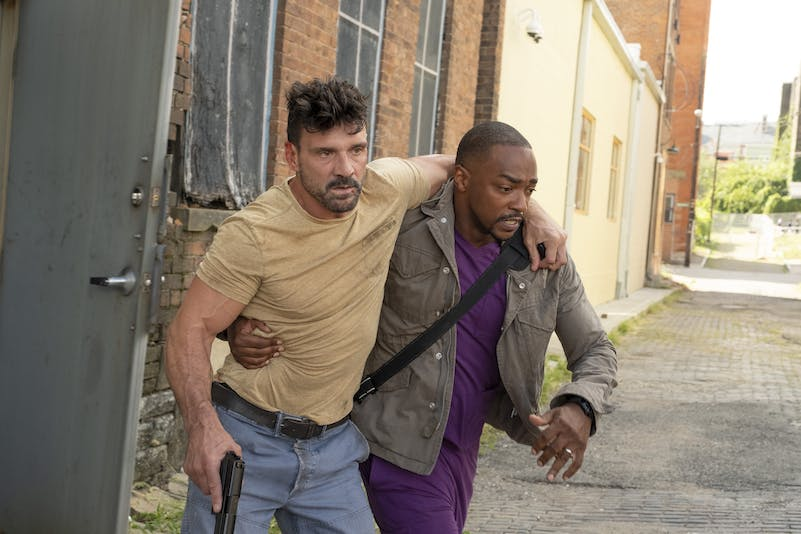 netflix point blank review