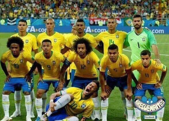 neymar flop meme