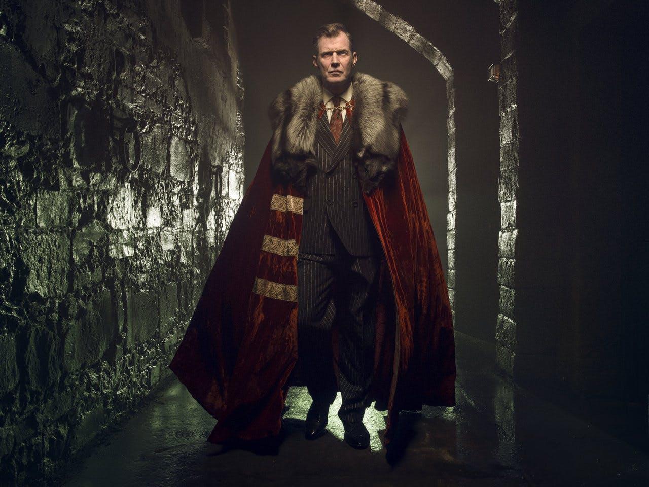 pennyworth lord harwood