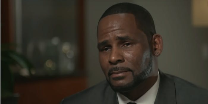 r kelly arrest federal charges