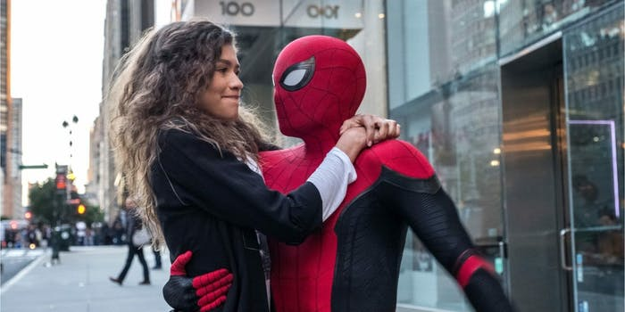 spider-man far from home review