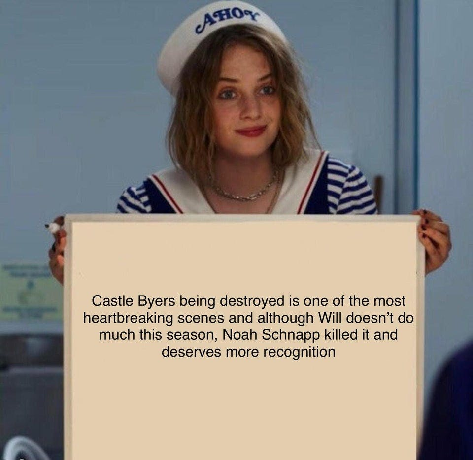 stranger things season 3 memes robin