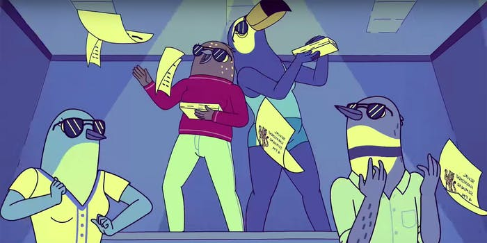Netflix's cancelation of Tuca & Bertie opens larger discussion about what shows get axed.