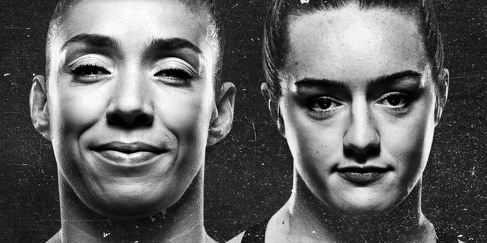 UFC Fight Night Germaine de Randamie vs Aspen Ladd ESPN Plus