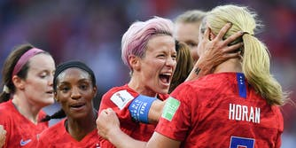 watch the Women's World Cup final for free