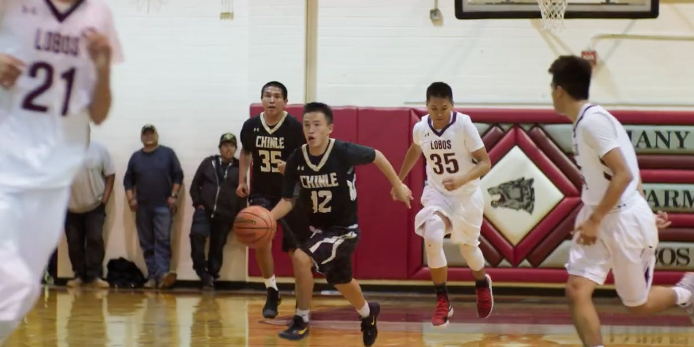 basketball Nothing Chinle