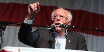 Bernie Sanders Green New Deal Climate Change Plan