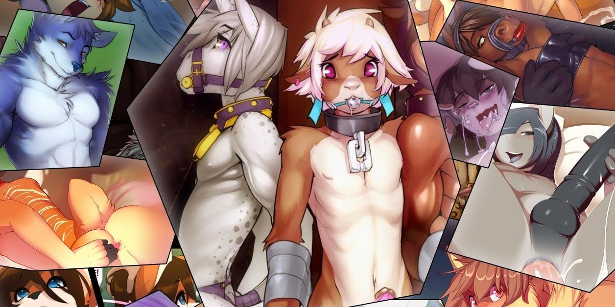 Best Furry Porn Comic Hardblush
