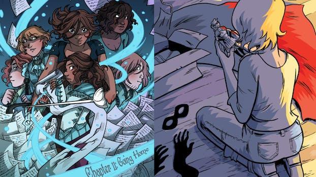 Best webcomics websites sites comics