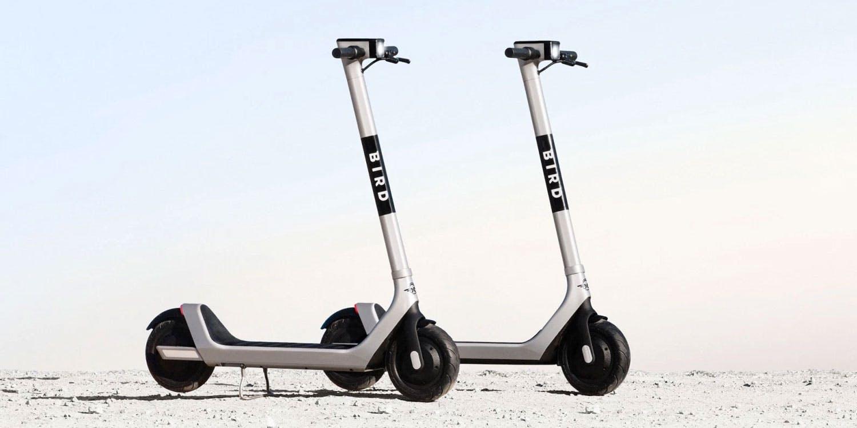 new bird scooter bird 2