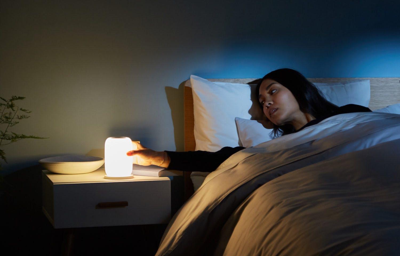 Casper Glow smart alarm clock