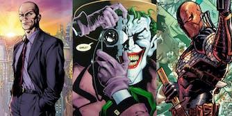 Best DC Villains