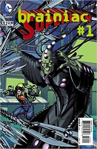 Brainiac - comic