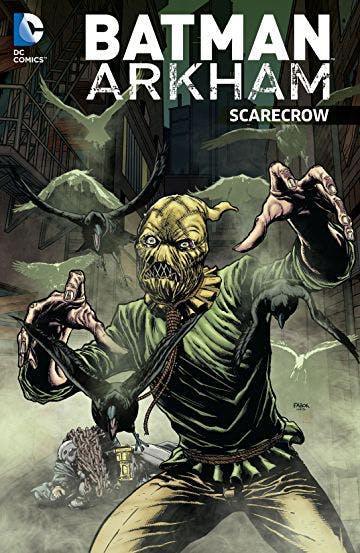 Scarecrow - cover
