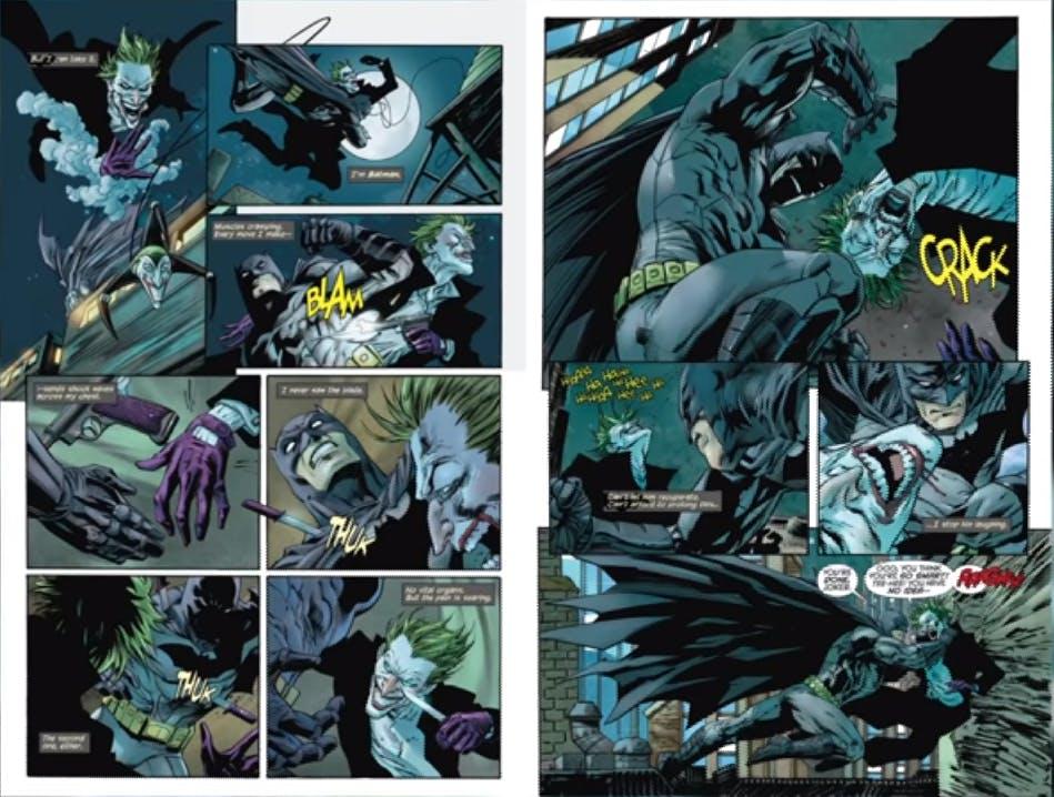 The Joker - panel