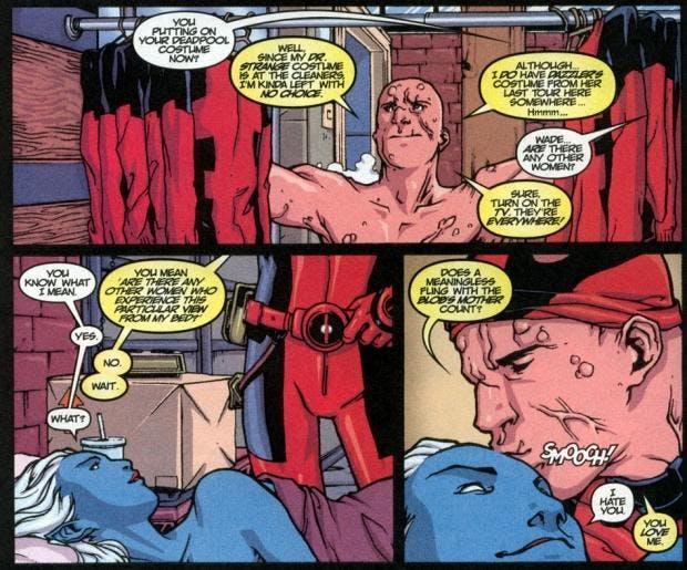 Deadpool - Copycat