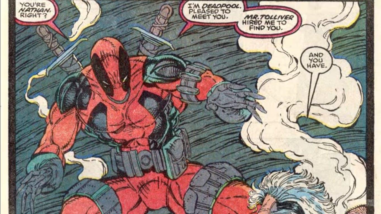 Deadpool - New Mutants