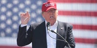 Donald Trump Social Media Executive Order FCC FTC