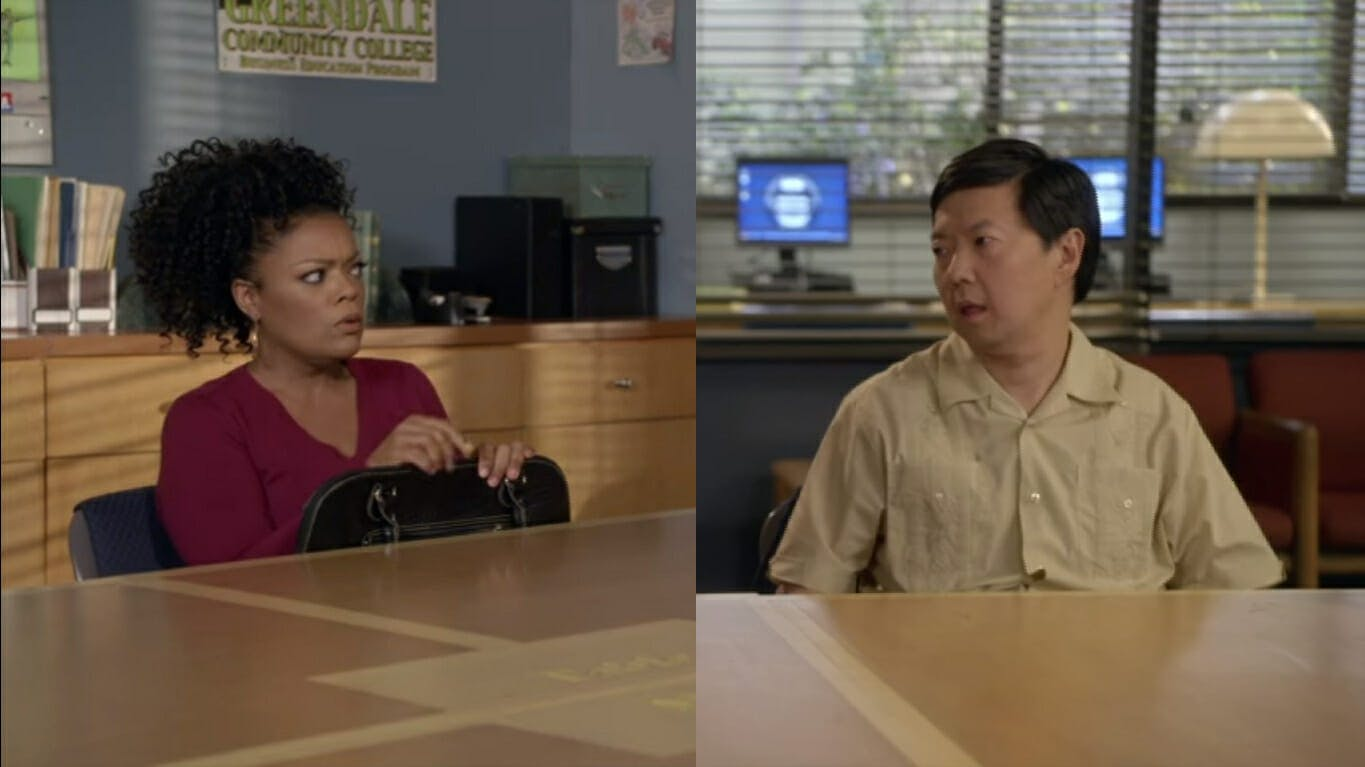 Ben and Shirley - Community