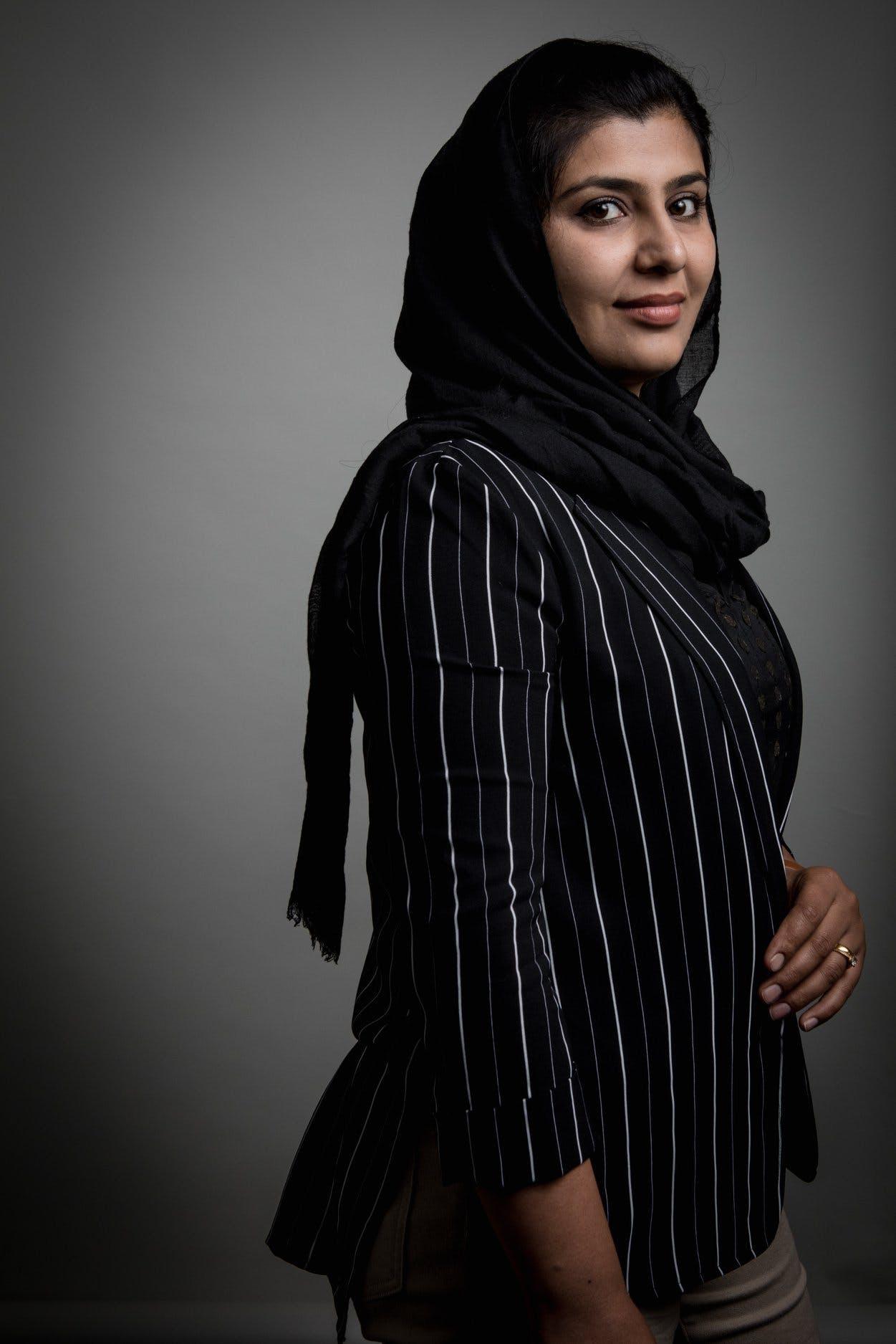 Rabia Ahmadi