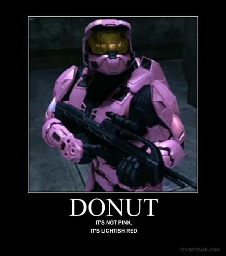 Donut - RvB
