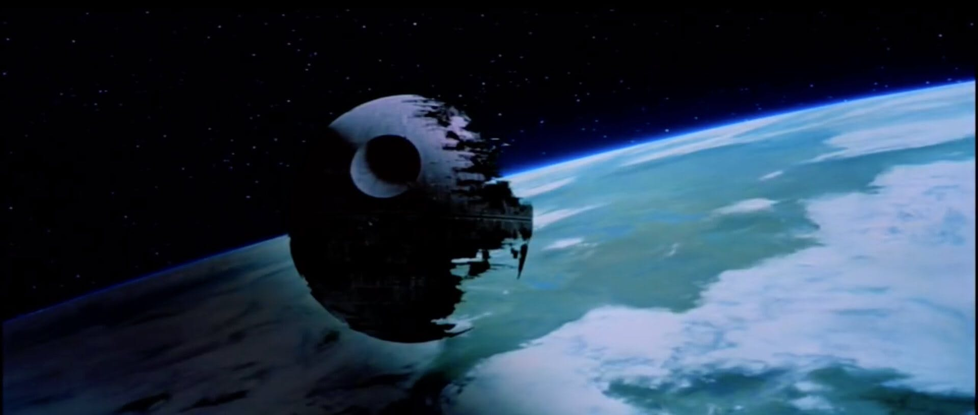 Return of the Jedi - Death Star