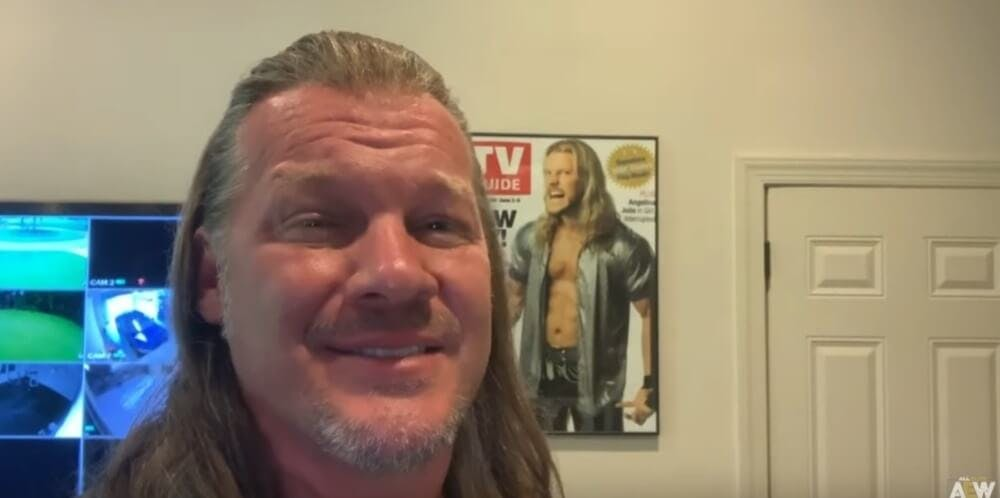 AEW Chris Jericho vs Hangman Page live stream All Out