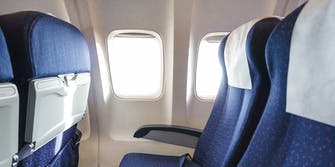 american airlines seat