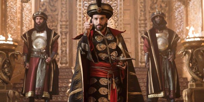 aladdin jafar