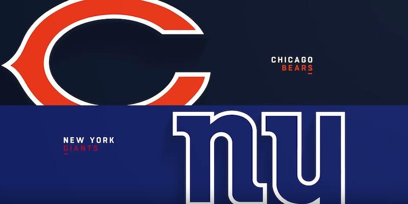 bears vs giants live stream preseason