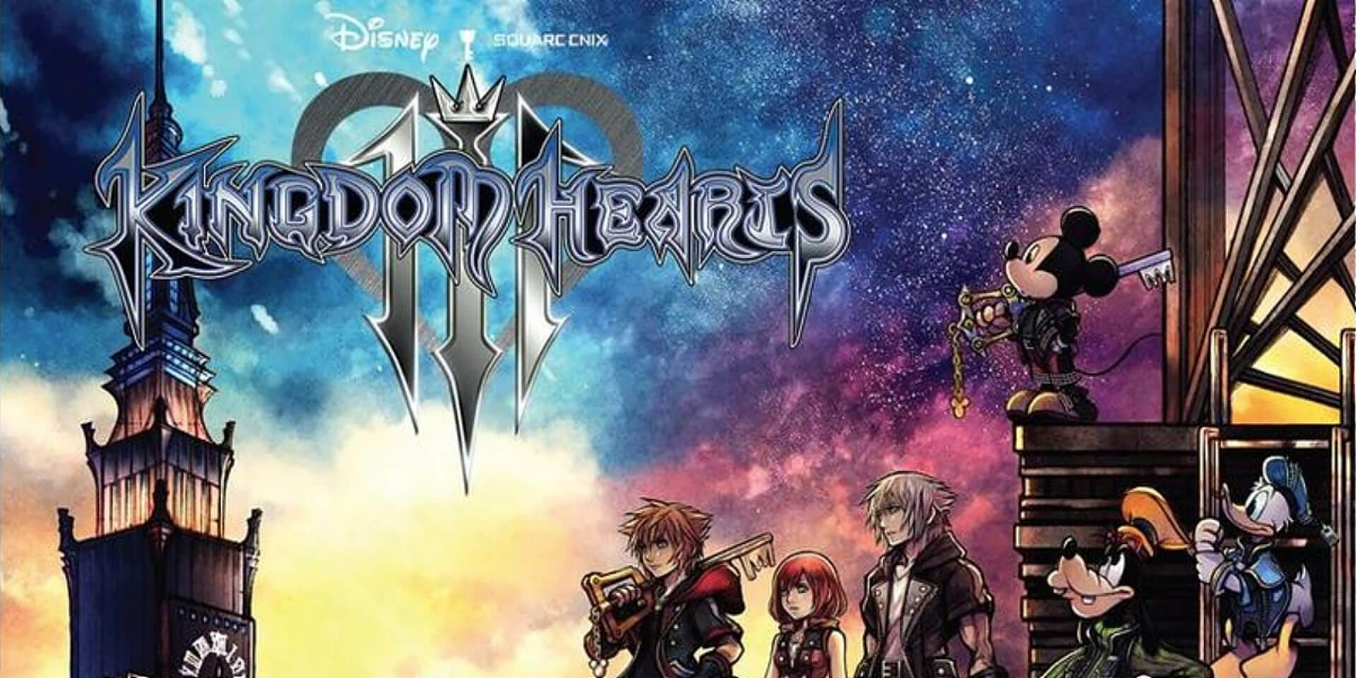 best rpg games 2019 kingdom hearts 3