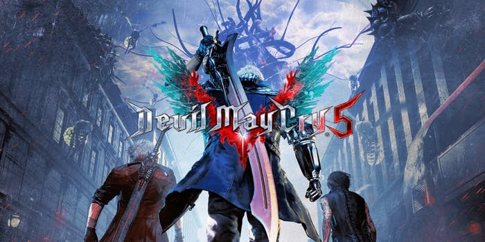 best action adventure games devil may cry 5