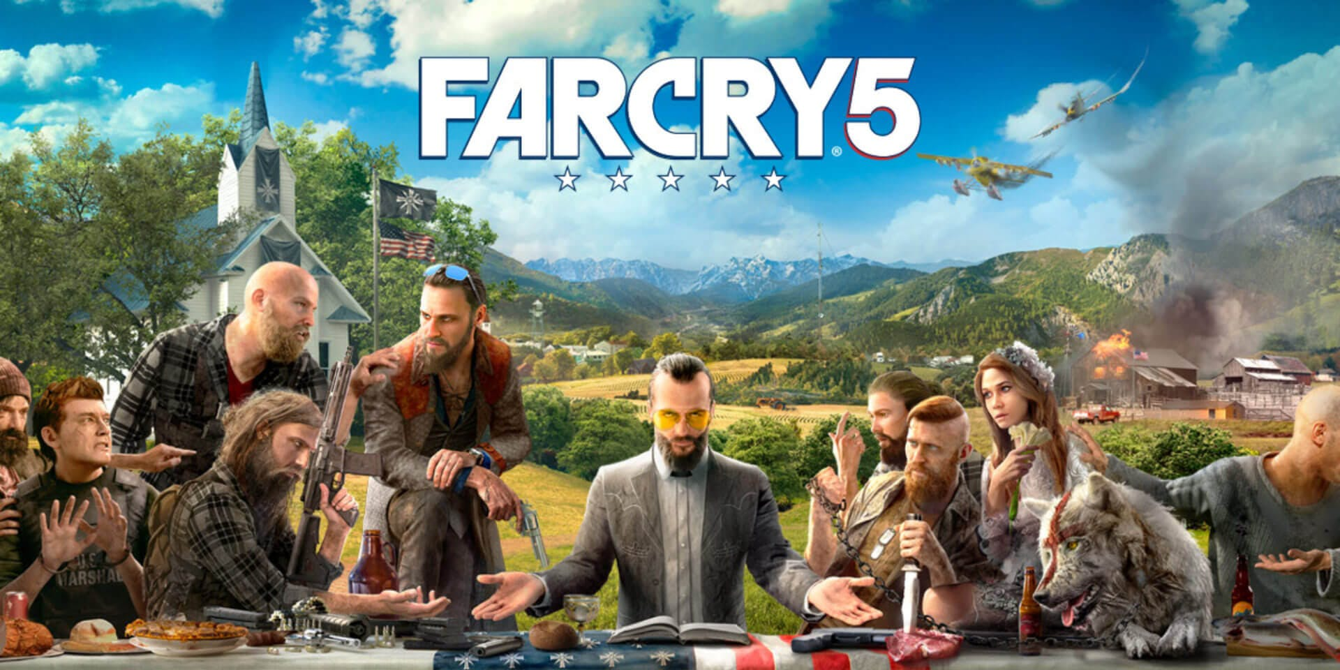 best action adventure games far cry 5