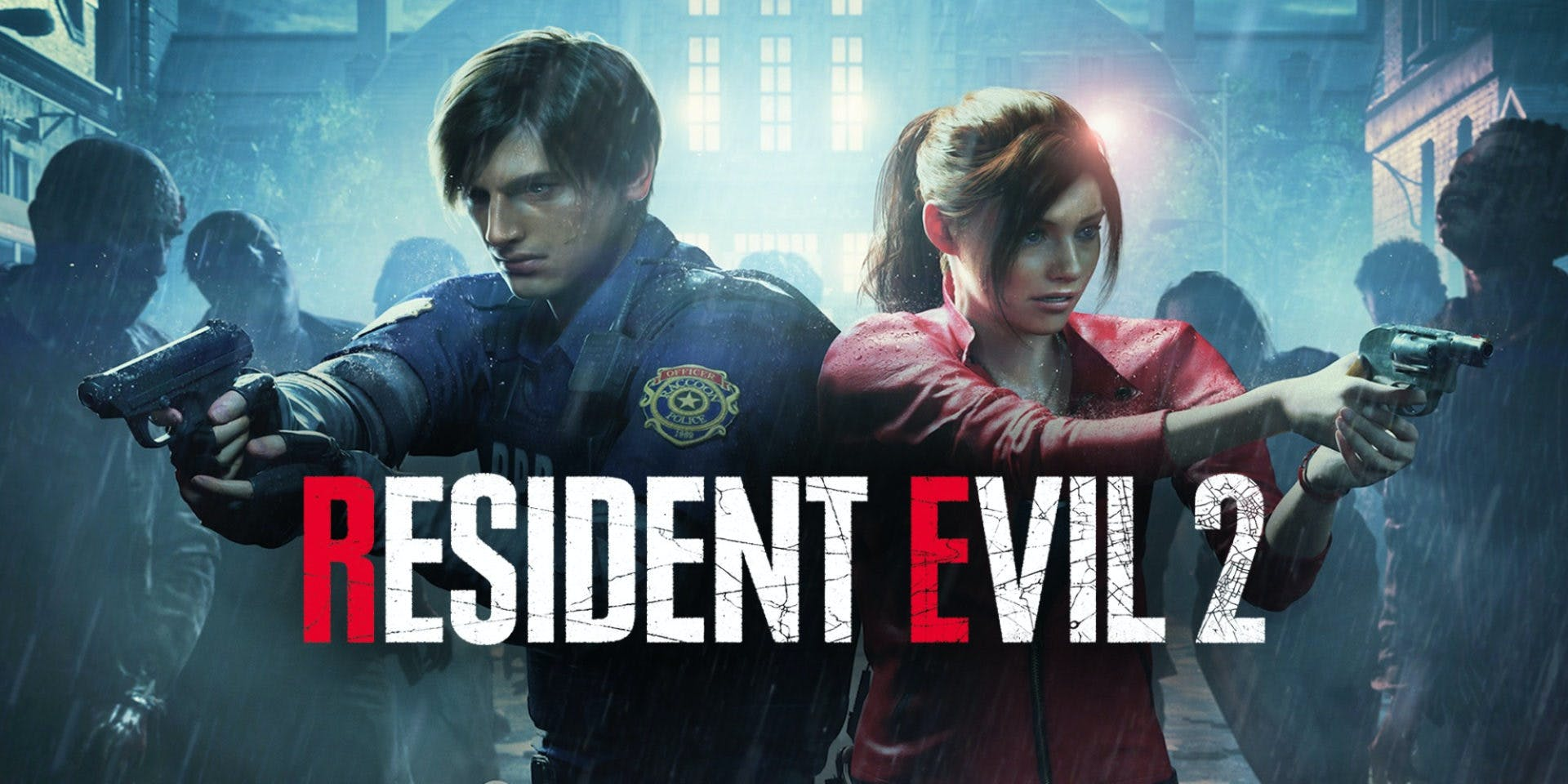 best action adventure games resident evil 2