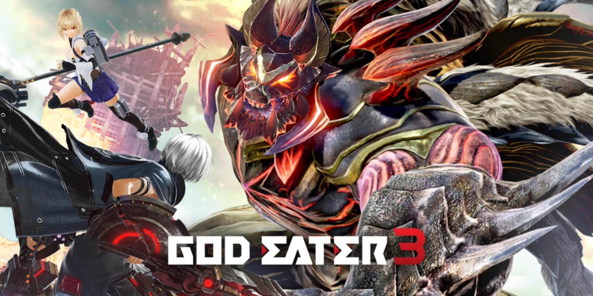 best rpg games 2019 god eater 3