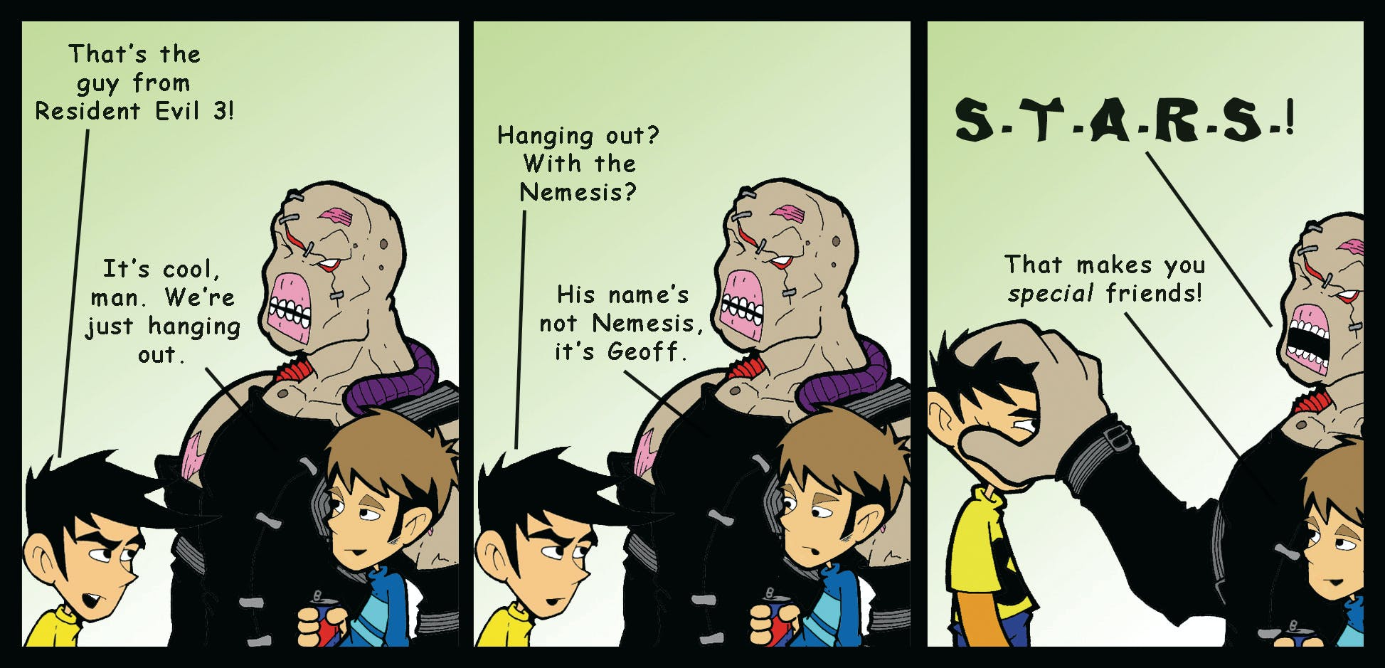 best webcomics - Penny Arcade
