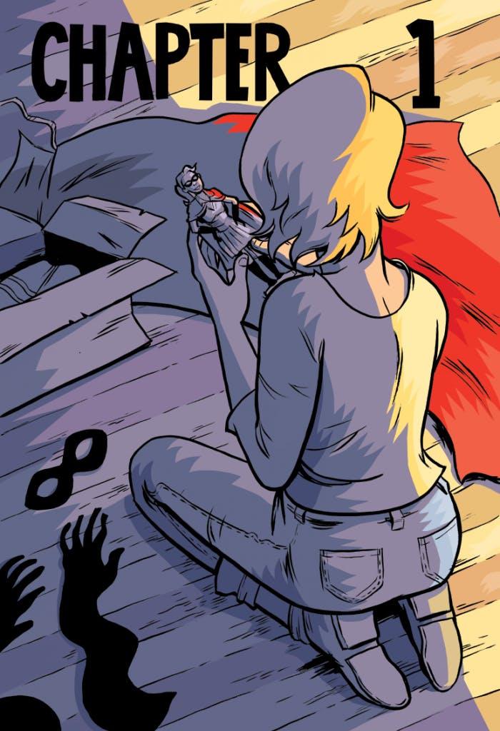 best webcomics - Strong Female Protagonist