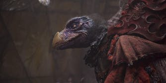 dark crystal skeksis language