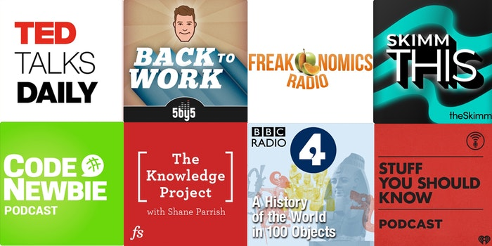 educational podcasts