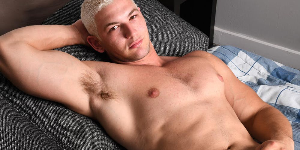 gay muscle porn - dominic ford