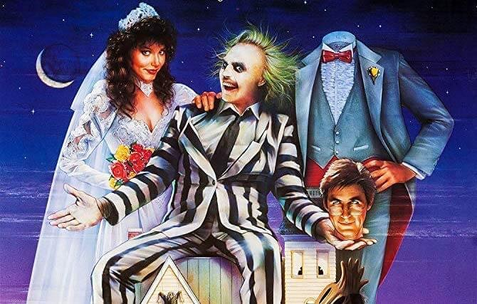 haunted house movies beetlejuice