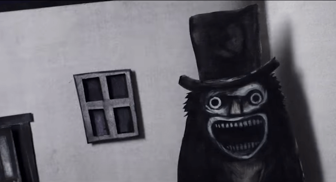 haunted house movies the babadook