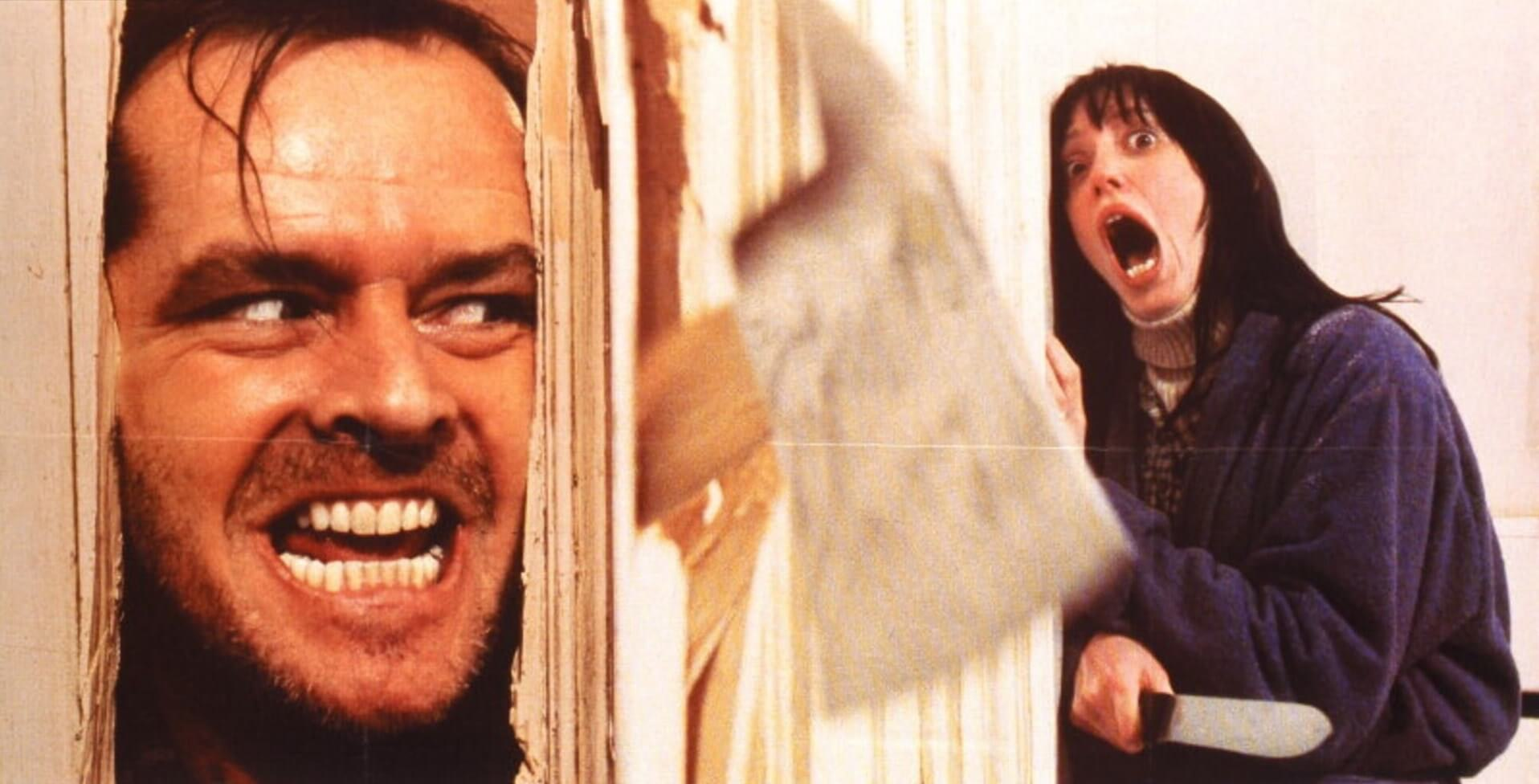haunted house movies the shining