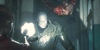 horror games resident evil 2 remake
