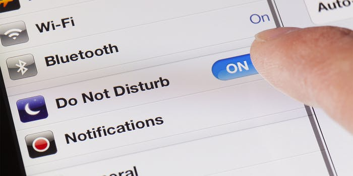 how to use do not disturb mode