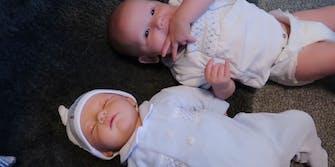 Ingham family baby doll Jace