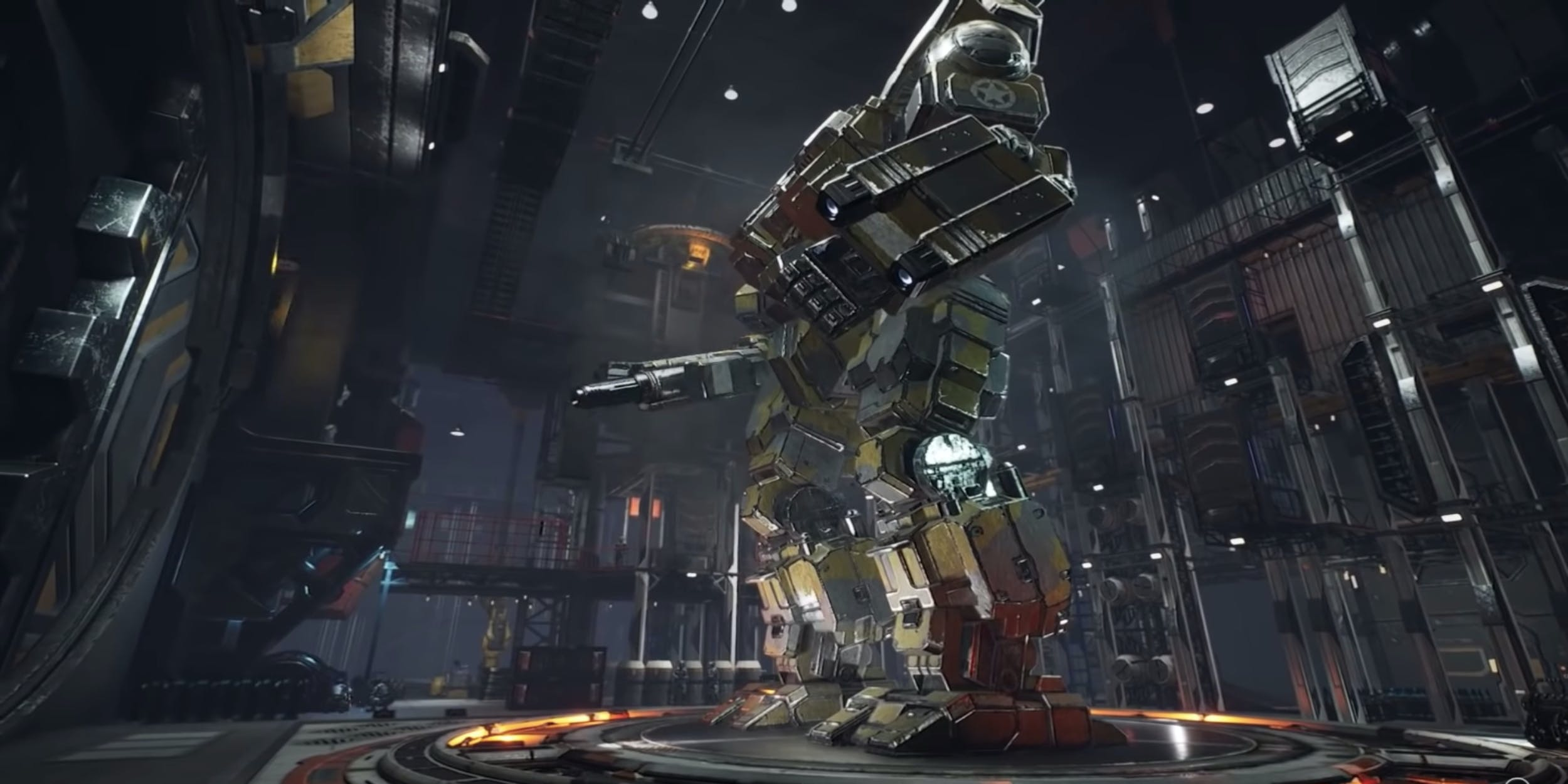 mechwarrior 5 mercenaries release date
