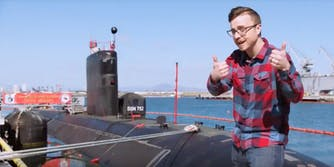youtube navy recruitment