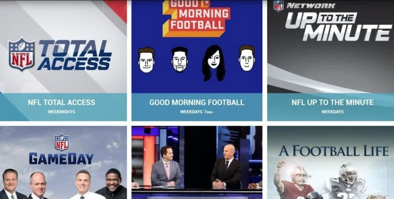 nfl network streaming 1